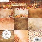 SL Paper pad Wonderful Autumn nr150