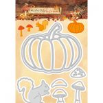 SL Cutting & Embossing Die Wonderful Autumn nr309