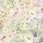 Microcosmos Double-Sided Paper Sheet 30.5*30.5cm