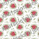 Achtergrond kerstroos rood